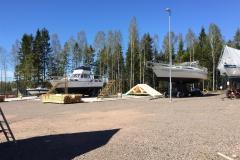 Båtstaden byggs 2016_10