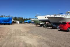 Båtstaden byggs 2016_2
